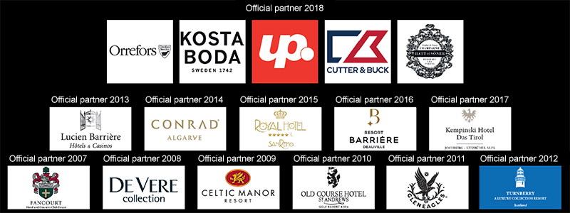 Official partners 2018